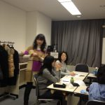 働く女性のメイク講座