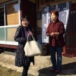 1/24の朝来市で25年ぶりの再会!