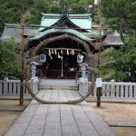 ホームページリニューアルと芦屋神社