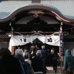 芦屋神社と打出神社