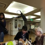 11月24日テレビ大阪7chにて夕方ニュースに放映取材の様子