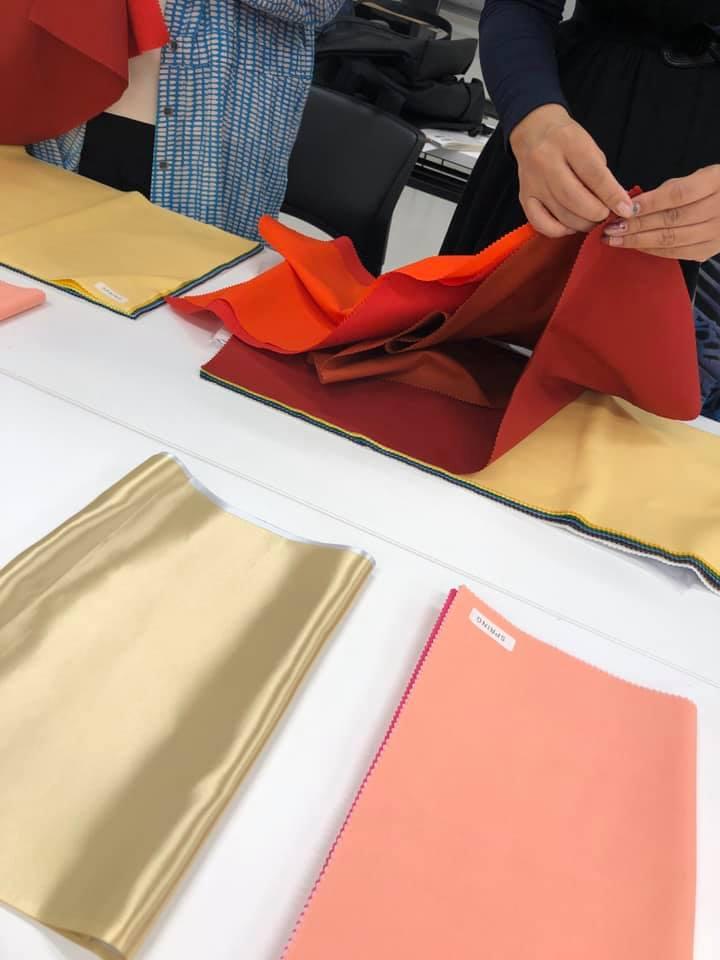 沖縄パーソナルカラーアドバイザー講座