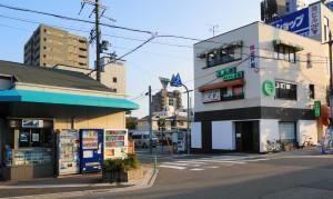JR芦屋からの道順☆