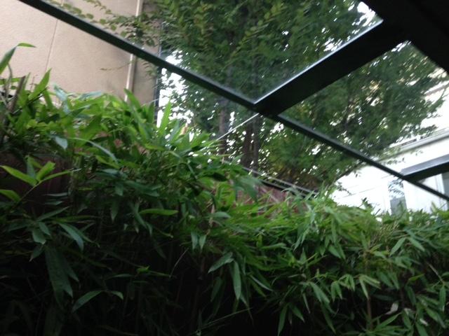 芦屋隠れ家サロンの入口が美しくなりました!