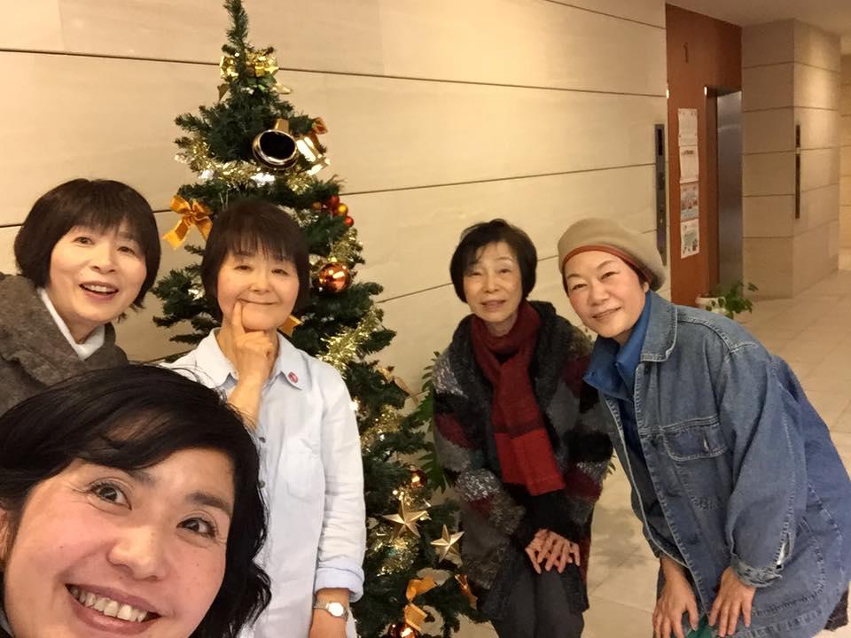 のんびりなクリスマス「ロココ豊中」